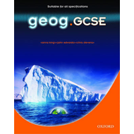 Geog.GCSE: Students' Book (BOK)