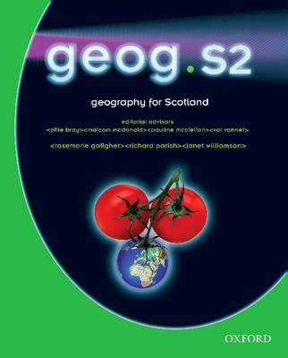 Geog.scot: 2: Students' Book: Geography for Scotland (BOK)