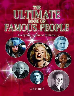 Ultimate Book of Famous People (BOK)