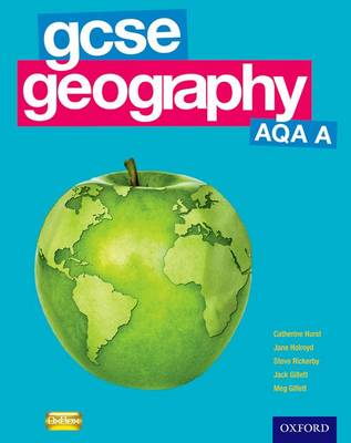 GCSE Geography AQA A Student Book (BOK)