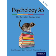 Complete Companions: AS Revision Guide for WJEC Psychology (BOK)