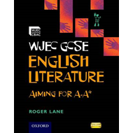 WJEC GCSE English Literature Aiming for A -A* (BOK)