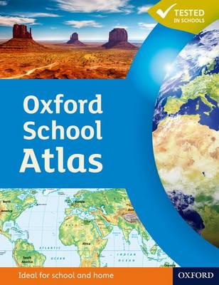 Oxford School Atlas (BOK)