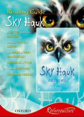 Rollercoasters: Sky Hawk Reading Guide (BOK)