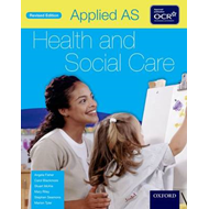 Applied AS Health & Social Care Student Book for OCR (BOK)