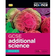 Twenty First Century Science: GCSE Additional Science Higher (BOK)