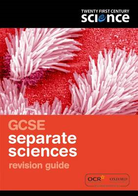 Twenty First Century Science: GCSE Separate Science Revision (BOK)
