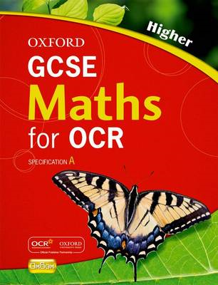 Oxford GCSE Maths for OCR: Higher Student Book (BOK)