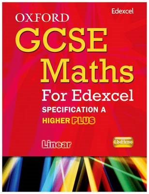 Oxford GCSE Maths for Edexcel: Specification A Student Book (BOK)