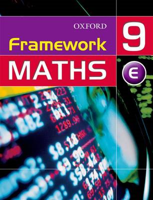 Framework Maths: Year 9: Extension Students' Book (BOK)