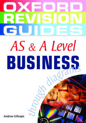 AS and A Level Business Studies Through Diagrams (BOK)