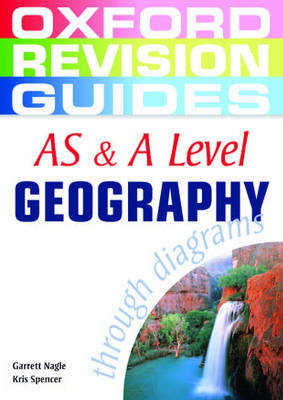 AS and A Level Geography Through Diagrams (BOK)