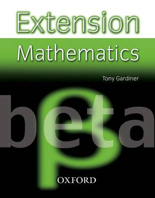 Extension Mathematics: Year 8: Beta (BOK)