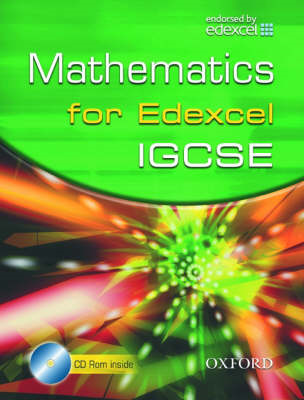 Edexcel Maths for IGCSE (with CD) (BOK)