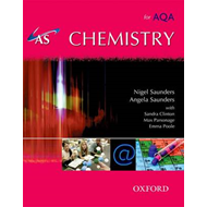 AS Chemistry for AQA Student Book (BOK)