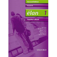 Elan: 1: AS Teacher's Book (BOK)