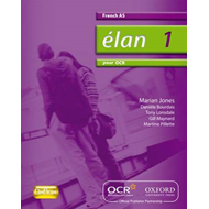 Elan 1: Pour OCR AS Students' Book (BOK)