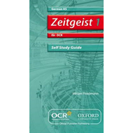 Zeitgeist 1: fur OCR AS Self-Study Guide with CD (BOK)