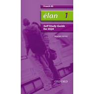 Elan: 1: AS AQA Self-Study Guide with CD-ROM (BOK)