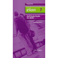 Elan: 1: AS WJEC Self-study Guide with CD-ROM (BOK)