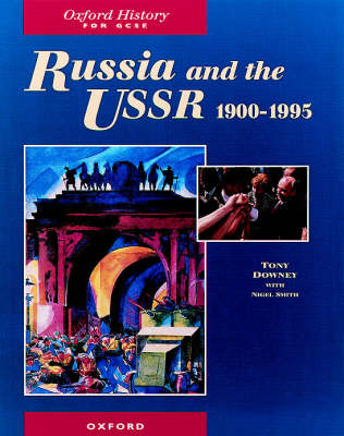 Russia and the USSR, 1900-1995 (BOK)