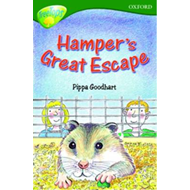 Oxford Reading Tree: Stage 12: TreeTops Stories: Hamper's Great Escape (BOK)