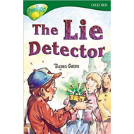 Oxford Reading Tree: Level 12: Treetops Stories: The Lie Detector (BOK)