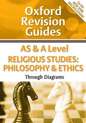 AS and A Level Religious Studies: Philosophy and Ethics Thro (BOK)