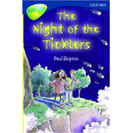 Oxford Reading Tree: Stage 14: TreeTops: New Look Stories: T (BOK)