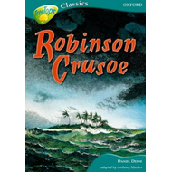 Oxford Reading Tree: Stage 16A: TreeTops Classics: Robinson Crusoe (BOK)