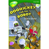 Oxford Reading Tree: Level 12: Treetops: More Stories B: Doohickey and the Robot (BOK)