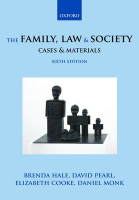 Family, Law & Society: Cases & Materials (BOK)