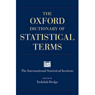 Oxford Dictionary of Statistical Terms (BOK)