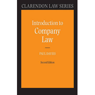 Introduction to Company Law (BOK)