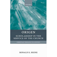 Origen: Scholarship in the Service of the Church (BOK)