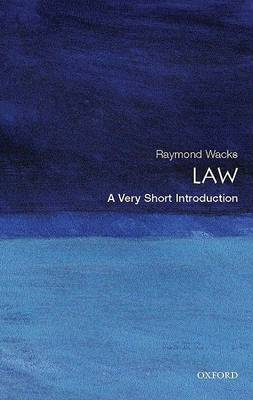 Law: A Very Short Introduction (BOK)