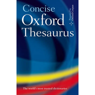 Concise Oxford Thesaurus (BOK)