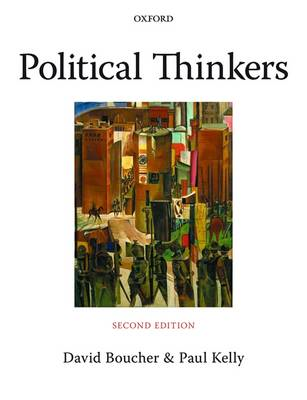 Political Thinkers (BOK)
