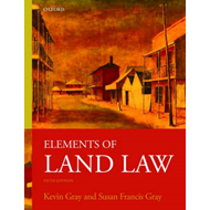 Elements of Land Law (BOK)