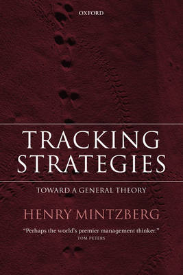 Tracking Strategies: Toward a General Theory (BOK)