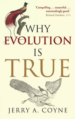 Why Evolution is True (BOK)