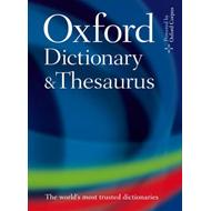 Oxford Dictionary and Thesaurus (BOK)