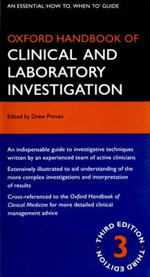 Oxford Handbook of Clinical and Laboratory Investigation (BOK)