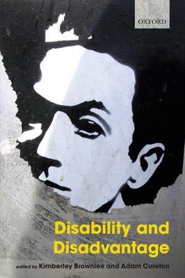 Disability and Disadvantage (BOK)