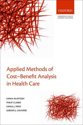 Applied Methods of Cost-Benefit Analysis in Health Care (BOK)