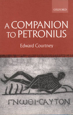 A Companion to Petronius (BOK)