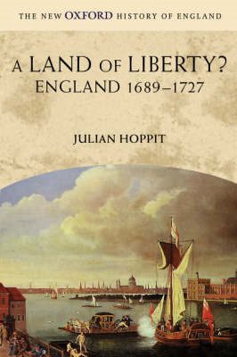 Land of Liberty? (BOK)