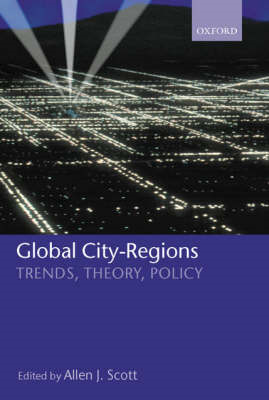 Global City-regions: Trends, Theory, Policy (BOK)