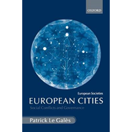 European Cities: Social Conflicts and Governance (BOK)