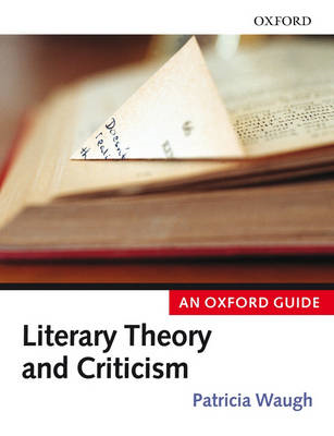 Literary Theory and Criticism (BOK)